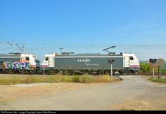 RailPictures.Net Photo: 253-011, 253-045 Renfe 253 at Barcelona, Spain by Jaime Marti Barroso