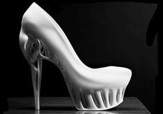 Creative Shoe Design Biomimicry Shoe