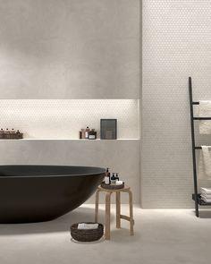Home Decoration Ideas Diy .Home Decoration Ideas Diy Bathroom Design Inspiration, Bad Inspiration, Bathroom Interior Design, Interior Decorating, Kitchen Interior, Bathroom Renos, Small Bathroom, Light Grey Bathrooms, Modern Bathrooms