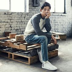 Song Joong Ki For TOPTEN