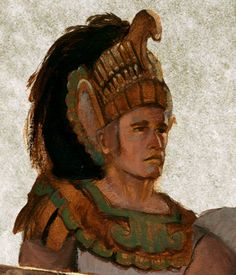 Like the fusion of Old World and Mesoamerican in Mormon art