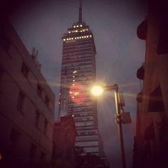 @JennKaya #TorreLatino calle Madero #I❤DF #centroDF #centrohistóricodf
