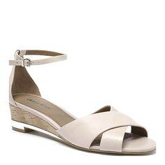 Diana Ferrari Jaquelle Low Wedge Sandal