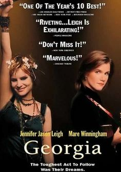 A lovely film about sibling rivalry and sibling love-- complex and unlike any other love you have for another. Jennifer Jason Leigh is so good, at times you will find it hard to watch her. And who knew Mare Winningham could sing so beautifully? Honest and raw, with a great soundtrack.