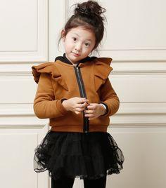 Korean Children's Fashion: The Jany
