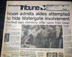 Nixon Admission