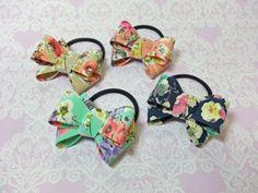 花柄リボンゴム    http://www.carroll.jp/