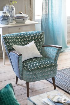 designers guild adelphi chair