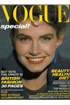Fashion Magazine Covers - Online Archive for Women (Vogue.com UK) SEPTEMBER 1978