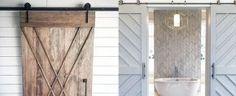 Top 50 Best Hidden Door Ideas - Secret Room Entrance Designs Barn Doors For Sale, Inside Barn Doors, Diy Barn Door, Barn Style Sliding Doors, Sliding Barn Door Hardware, Interior Door Trim, Interior Barn Doors, Wall Cladding Designs, Exterior House Siding
