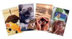 Soul collage cards