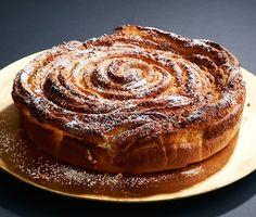 Kókuszos, fehér csokis rózsakalács - Stahl.hu Panna Cotta, Cake Recipes, Ethnic Recipes, Food, Steel, Dulce De Leche, Recipes For Cakes, Eten, Baking Recipes