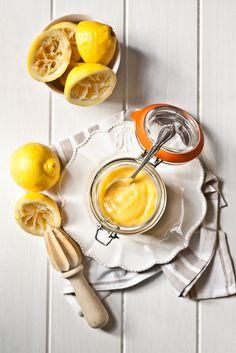 Food Photography: Lemon Curd Tartlets - Celeste Vlok: graphic design and illustration