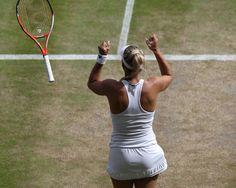 Kerber On Three Keys To Beating Serena