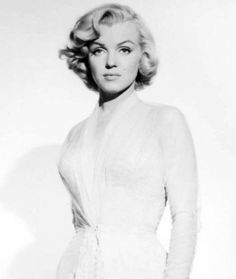 Marilyn Monroe.....This was her. This was what she wanted to be known for. Beauty and strength. Both of which she thought she lacked..