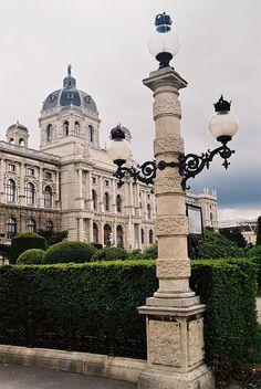 Kunsthistorisches Museum in Vienna, Austria by traceyjohns, via Flickr