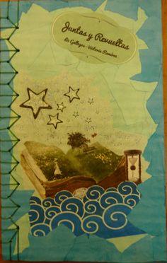 Poemario Juntas y Revueltas | Libros Cartoneros | La Joyita Cartonera | handmade books | cardboard | poetry | by Bring tha Flaiva