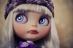 OOAK Custom Factory Blythe Doll by MissFreyaJ