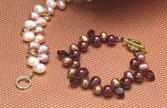 Update a pearl bracelet | BeadStyleMag.com