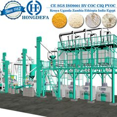 wheat flour mill machine was installed in Africa. contact -Jane.+86 132 2344 2174 website: www.hondefa.com