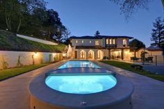 This pool truly makes this Saratoga, CA home incredible!