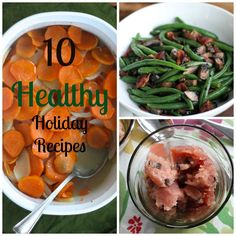 10 Healthy Holiday Recipes | Brittany's Pantry