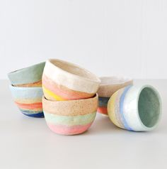 New pieces from Shino Takeda.
