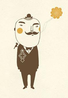 mr. #moustache