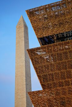 David Adjaye and Adjaye Associates, Smithsonian National Museum of African American History and Culture, Washington, D.C., ongoing. STEVE HALL, HEDRICH BLESSING/COURTESY ADJAYE ASSOCIATES