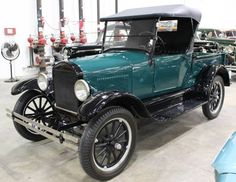 Ford Pickup | 1926 Ford Model T Roadster Pickup