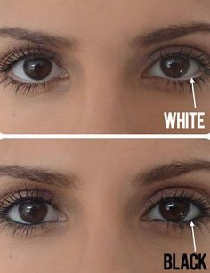 Easy Trick How to Make Your Eye Look Bigger