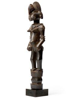 Native - A Senufo figure