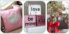 Valentine decorating ideas for the home