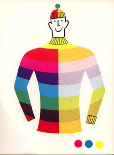 Tom Eckersley Poster