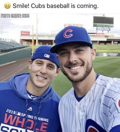 """Like you actually care what the caption says. Bryant Baseball, Chicago Cubs Baseball, Baseball League, Baseball Boys, Baseball Players, Softball, Cubs Players, Cubs Win, Go Cubs Go"