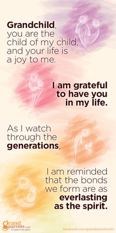 For my beautiful precious grandchildren..I love you and value every moment I have with you!