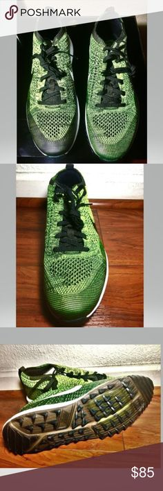 Nike Flyknit Racer unisex shoes trainers sneakers 526628 011 NEW+BOX