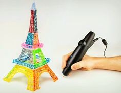 Draw Your Imagination Into Thin Air With 3Doodler, The World's First 3D Pen  ... see more at InventorSpot.com