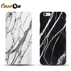 Amazing White Black Marble Phone Case for iPhone 5s 6 6Plus 5 7 7 Plus Hard Back Stone Cover #>=#>=#>=#>=#> Click on the pin to check out discount price, color, size, shipping, etc. Save and like it!