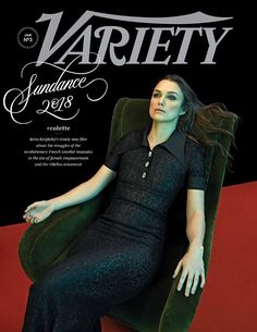 "knightleyfans: """"Keira Knightley for Variety (Jan. 2018) (x) "" """