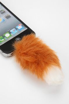 Fox iPhone Tail  #UrbanOutfitters - iPhone Tail