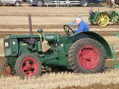 Image detail for -Oliver Hart Parr tractor working at Little Casterton:: OS grid TF0109 ...