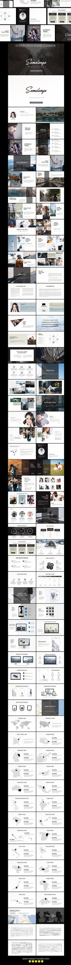 Samalanga Multipurpose Keynote Template