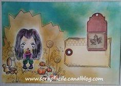 champignons et courges Scrap, Album Photo, Mail Art, Photos, Gourds, Scrap Material, Cake Smash Pictures