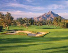 Adobe Course 14th Hole ~ Phoenix, Arizona