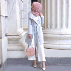 Hijab Fashion | Nuriyah O. Martinez | Omaya Zein