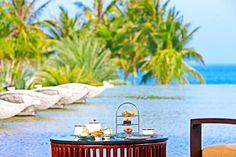 Sheraton Sanya Resort Afternoon tea - China