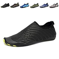 7dc8647770600 CIOR Men and Womens Barefoot QuickDry Water Sports Aqua Shoes with 14  Drainage Holes for Swim Walking Yoga Lake Beach Garden Park Driving      Find out more ...