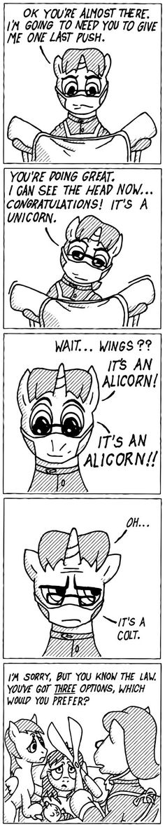 Alicorndrocide - Equestrian Life#11 by BillNeigh