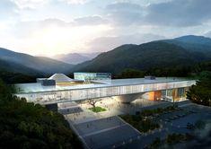 World Confucianism•Sunbi Culture Park & Korean Cultural Theme Park Samoo Architects & Engineers